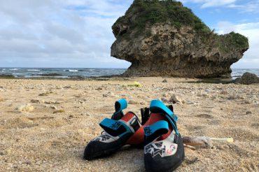 シドニーと沖縄でボルダリング