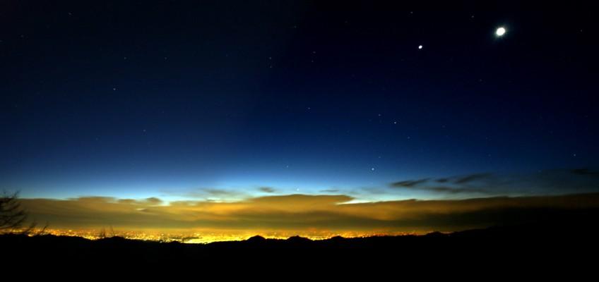 雲取山 2010年末